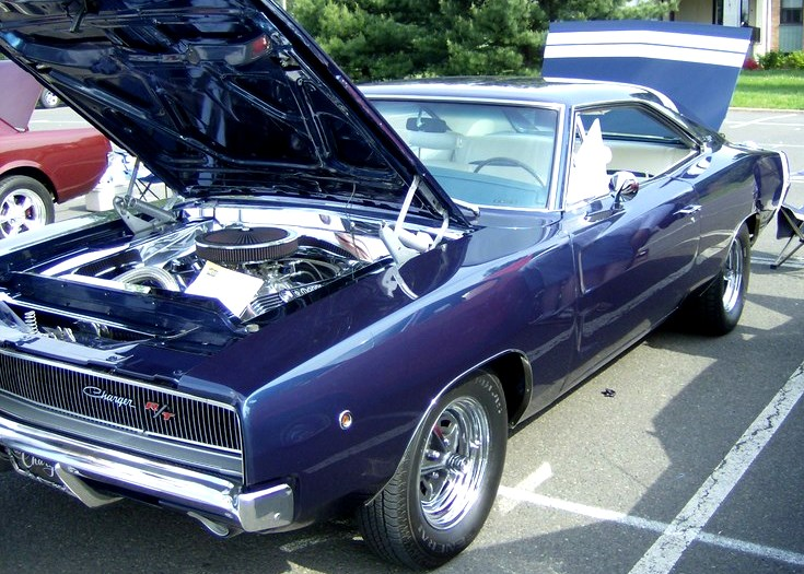 1968 Dodge Charger R/T (Clone)