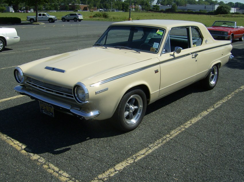 1964 Dodge Dart 270 2 Door Sedan-Modified